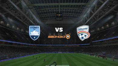 Photo of Live Streaming  Sydney FC vs Adelaide United 18 April 2021