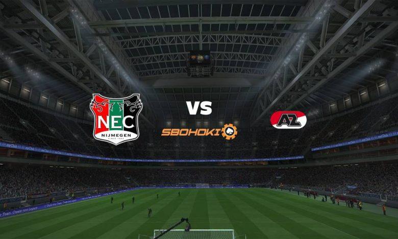Live Streaming  NEC Nijmegen vs Jong AZ 16 April 2021 1