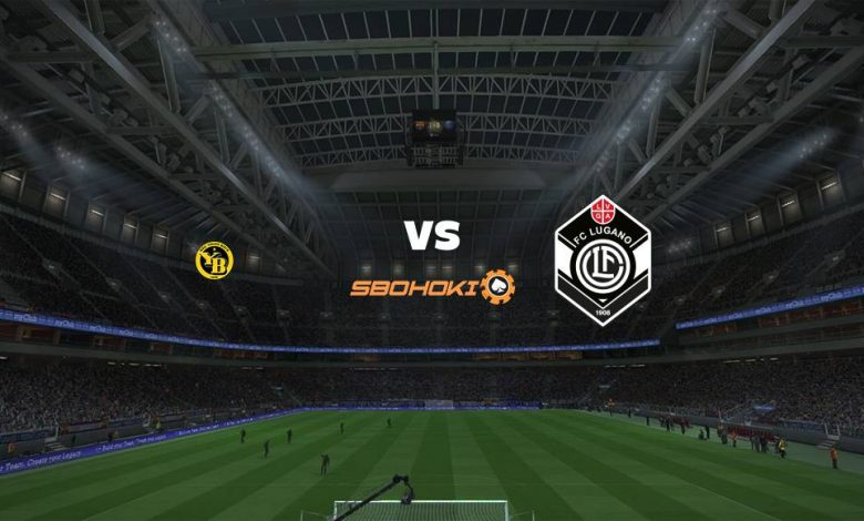 Live Streaming  Young Boys vs FC Lugano 18 April 2021 1