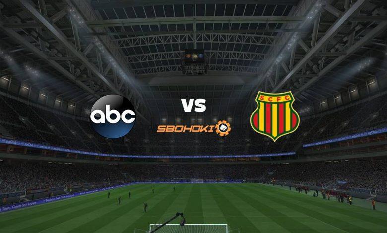 Live Streaming  ABC vs Sampaio Corrêa 3 April 2021 1