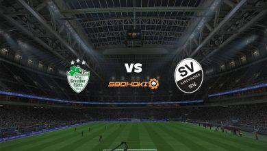 Photo of Live Streaming  SpVgg Greuther Furth vs SV Sandhausen 28 April 2021