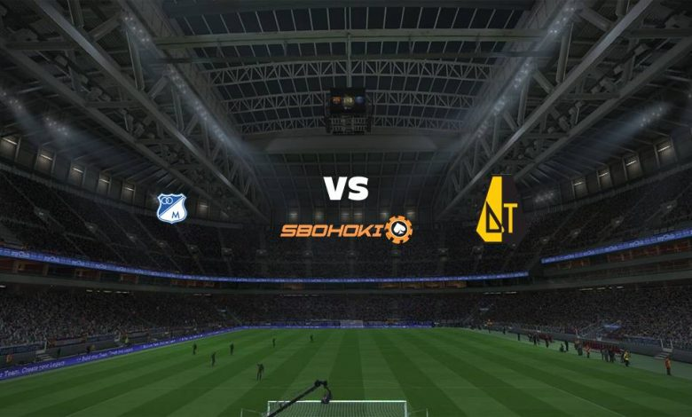 Live Streaming  Millonarios vs Deportes Tolima 4 April 2021 1