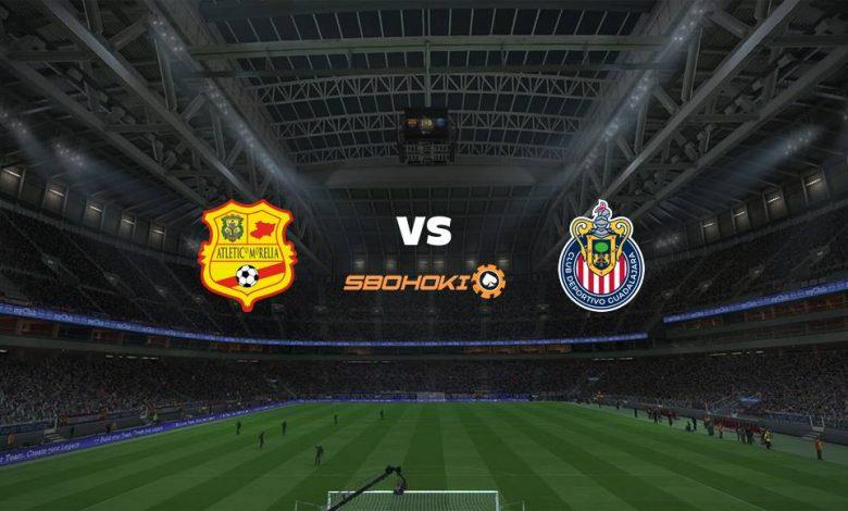 Live Streaming  Atlético Morelia vs Tapatío 5 April 2021 1