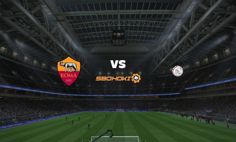 Live Streaming  Roma vs Ajax Amsterdam 15 April 2021 1