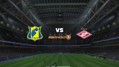 Photo of Live Streaming  Rostov vs Spartak Moscow 4 April 2021