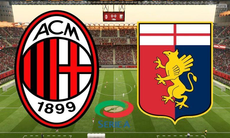 Mau Link Live Streaming AC Milan vs Genoa? Simak Di Sini 1