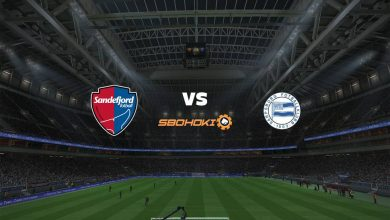 Photo of Live Streaming  Sandefjord vs Sarpsborg FK (PPD) 18 April 2021