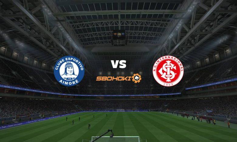 Live Streaming  Aimoré vs Internacional 15 April 2021 1
