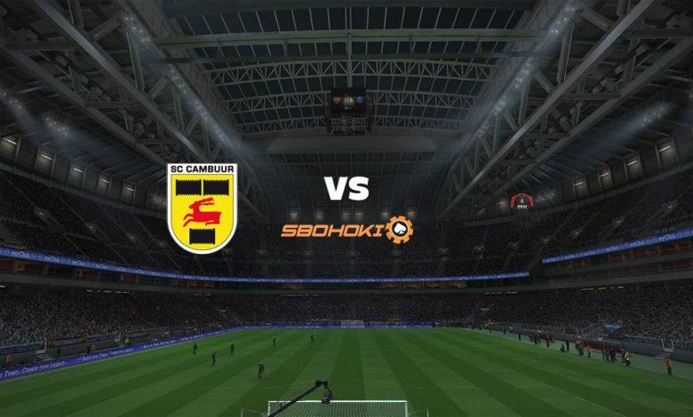 Live Streaming  SC Cambuur vs Excelsior 5 April 2021 1