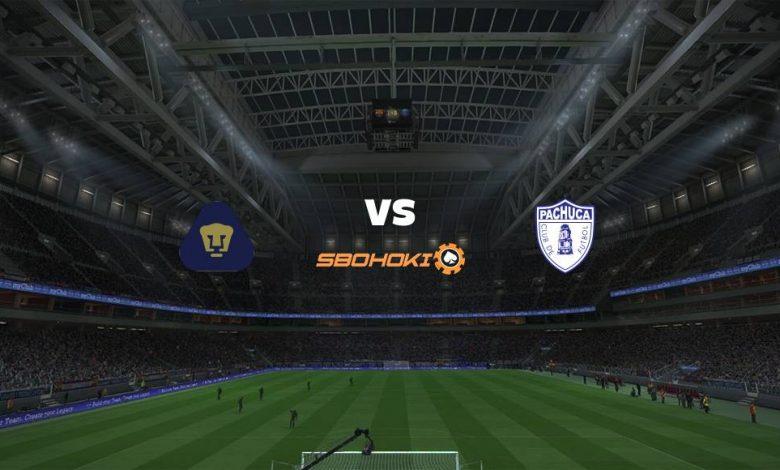 Live Streaming  Pumas UNAM vs Pachuca 4 April 2021 1