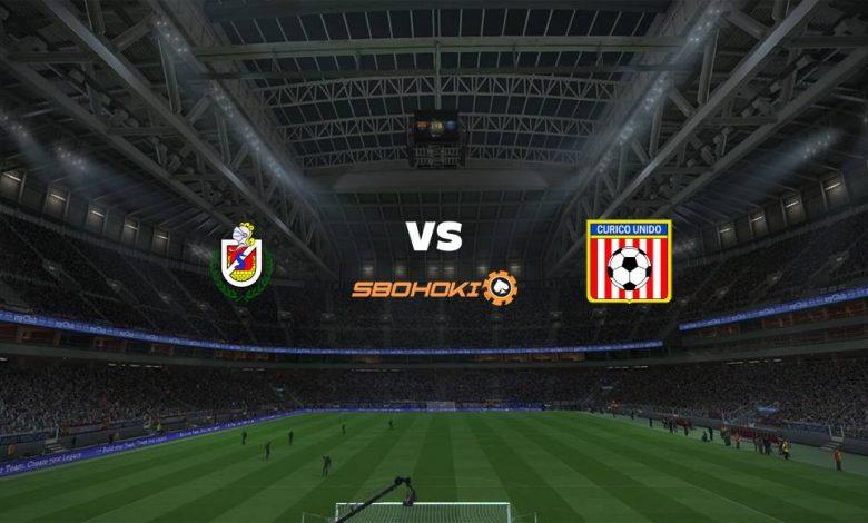 Live Streaming  La Serena vs Curicó Unido 4 April 2021 1