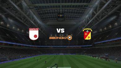 Photo of Live Streaming  Independiente Santa Fe vs Deportivo Pereira 3 April 2021
