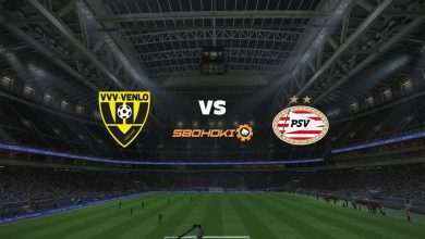 Photo of Live Streaming  VVV-Venlo vs PSV Eindhoven 11 April 2021