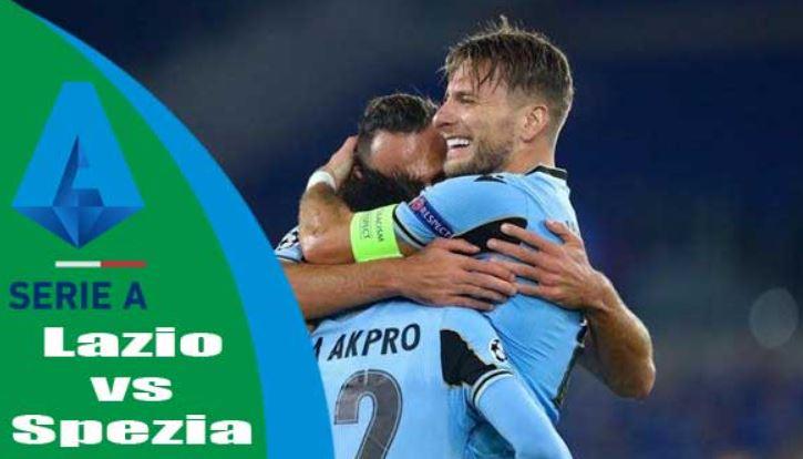 Statistik Lazio vs Spezia, Duel Seru Liga Italia Matchday 29 1