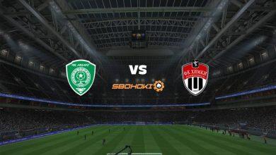 Photo of Live Streaming  Akhmat Grozny vs FC Khimki 17 April 2021
