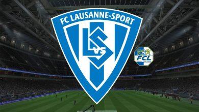 Photo of Live Streaming  Lausanne Sports vs FC Luzern 3 April 2021