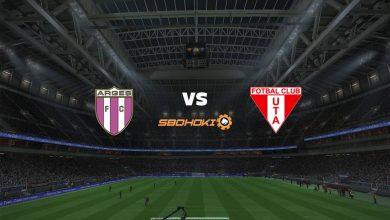 Photo of Live Streaming  FC Arges vs UTA Arad 27 April 2021