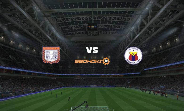 Live Streaming  Boyacá Chicó vs Deportivo Pasto 4 April 2021 1