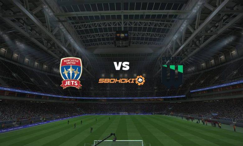 Live Streaming  Newcastle Jets vs Western United 5 April 2021 1