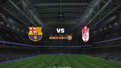 Photo of Live Streaming  Barcelona vs Granada 28 April 2021