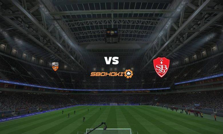 Live Streaming  Lorient vs Brest 4 April 2021 1