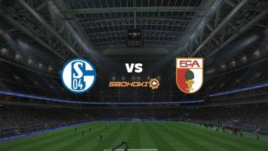 Photo of Live Streaming  Schalke 04 vs FC Augsburg 11 April 2021