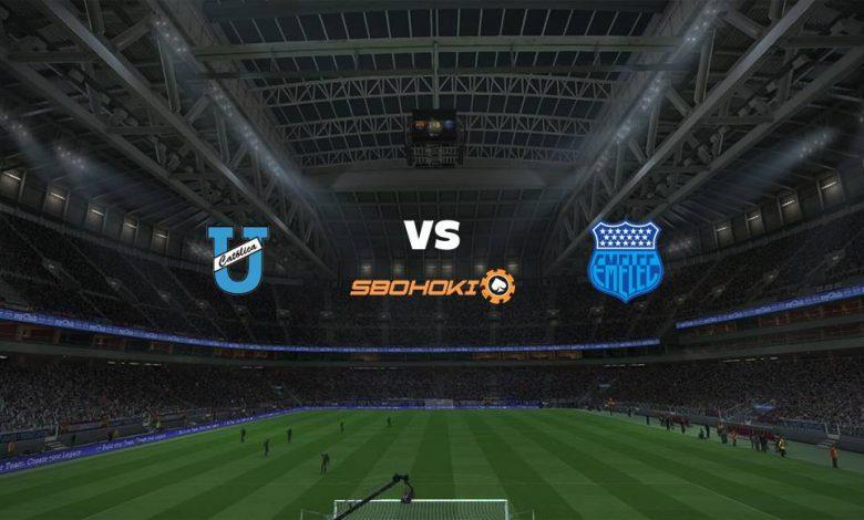 Live Streaming  Universidad Católica (Quito) vs Emelec 14 April 2021 1