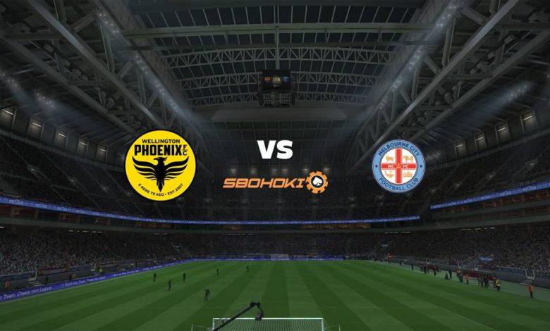 Live Streaming  Wellington Phoenix FC vs Melbourne City FC 5 April 2021 1