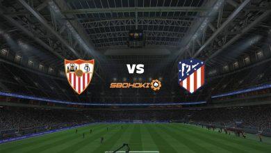 Photo of Live Streaming  Sevilla vs Atletico Madrid 4 April 2021