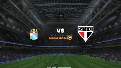 Photo of Live Streaming  Sporting Cristal vs São Paulo 21 April 2021