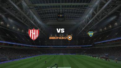 Photo of Live Streaming  Unión (Santa Fe) vs Boca Juniors 11 April 2021