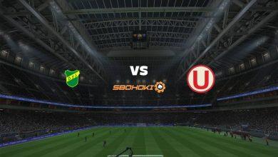 Photo of Live Streaming  Defensa y Justicia vs Universitario 28 April 2021
