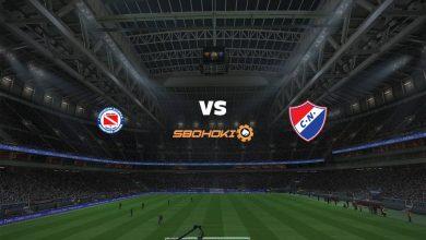 Photo of Live Streaming  Argentinos Juniors vs Nacional 20 April 2021