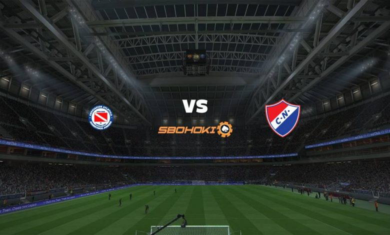 Live Streaming  Argentinos Juniors vs Nacional 20 April 2021 1