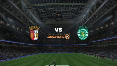 Photo of Live Streaming  Braga vs Sporting CP 25 April 2021