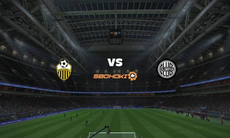 Live Streaming  Deportivo Táchira vs Olimpia 20 April 2021 1