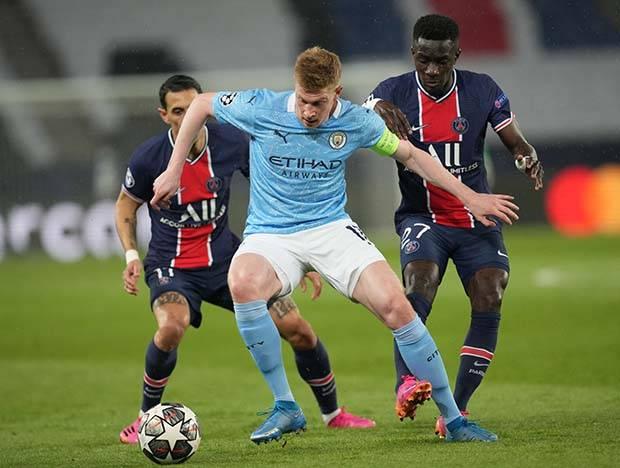 Lumat PSG, Manchester City Ukir Banyak Rekor 1