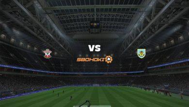 Photo of Live Streaming  Southampton vs Burnley 4 April 2021