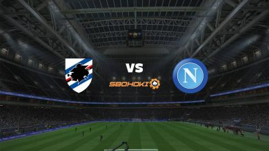 Photo of Live Streaming  Sampdoria vs Napoli 11 April 2021