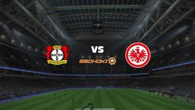 Photo of Live Streaming  Bayer Leverkusen vs Eintracht Frankfurt 24 April 2021