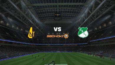 Photo of Live Streaming  Deportes Tolima vs Deportivo Cali 25 April 2021