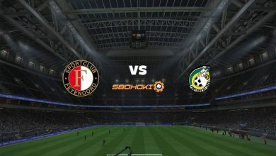 Photo of Live Streaming  Feyenoord vs Fortuna Sittard 4 April 2021