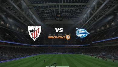 Photo of Live Streaming  Athletic Bilbao vs Alavés 10 April 2021