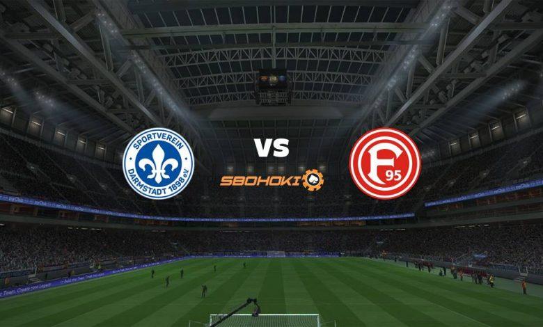Live Streaming  SV Darmstadt 98 vs Fortuna Düsseldorf 4 April 2021 1