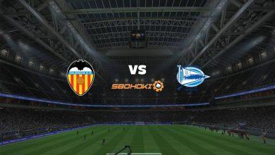 Photo of Live Streaming  Valencia vs Alavés 24 April 2021