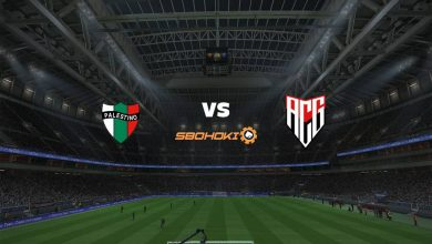 Photo of Live Streaming  Palestino vs Atlético-GO 30 April 2021