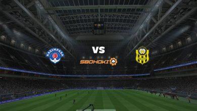 Photo of Live Streaming  Kasimpasa vs Yeni Malatyaspor 12 April 2021