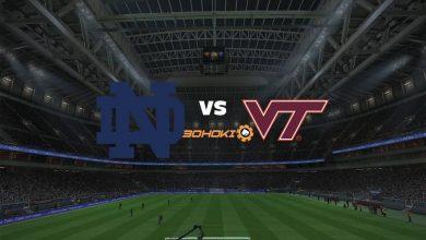 Photo of Live Streaming  Notre Dame vs Virginia Tech 9 April 2021