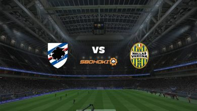 Photo of Live Streaming  Sampdoria vs Hellas Verona 17 April 2021