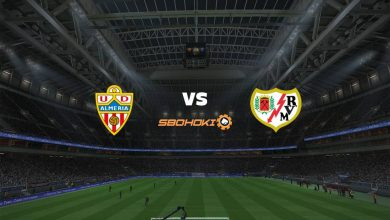 Photo of Live Streaming  Almería vs Rayo Vallecano 2 April 2021